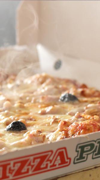 Pizza à emporter ou livré | Châteaurenard
